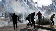 David Shadrach: Palestinians injured in protestsover US Jerusalem ...