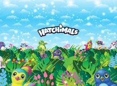 Print Hatchy hatchimals penguala