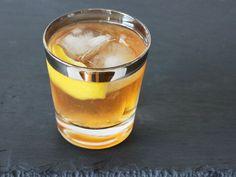 Sazerac and Cider Recipe   A great cocktail recipe you should make. #DIYReady DIYReady.com