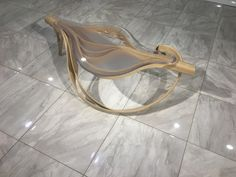 Wood bend. Low table