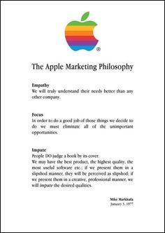 The Marketing, Content Marketing, Digital Marketing, Marketing Ideas, Apple Inc, Design Thinking, Good Job, Just Giving, Positive Thoughts