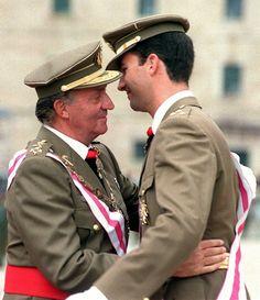 Felipe VI: Juan Carlos I y Felipe | Fotogalería | Actualidad | EL PAÍS