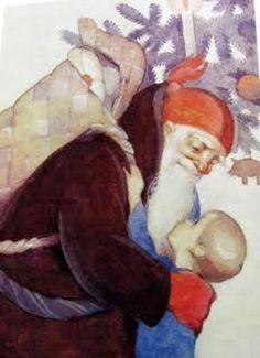 Rudolf Koivu | ILLUSTRATION | Santa Claus