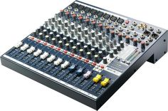 Soundcraft - Efx 8/12