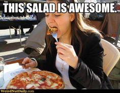 Awesome Salad!
