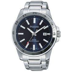 Pulsar PS9331X1 Relógio Desportivo para Homem com Data