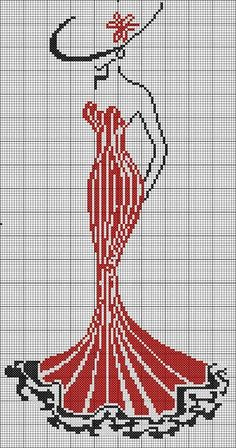 Brilliant Cross Stitch Embroidery Tips Ideas. Mesmerizing Cross Stitch Embroidery Tips Ideas. Cross Stitch Charts, Cross Stitch Designs, Cross Stitch Patterns, Cross Stitching, Cross Stitch Embroidery, Embroidery Patterns, Cross Stitch Silhouette, Crochet Cross, Tapestry Crochet