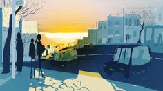 pascal campion x sf bay area. the marriage of my favorite artist and place?! <3 <3 <3