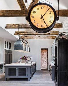 Diane Keaton's Industrial-Chic L.A. Home Is Just as Iconic as She Is via @MyDomaine