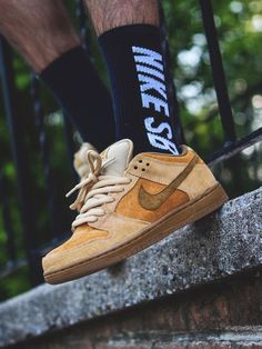 Nike SB Dunk Low Reverse Reese Forbes / Wheat - 2017 (by nikesb_97)  Shops to buy