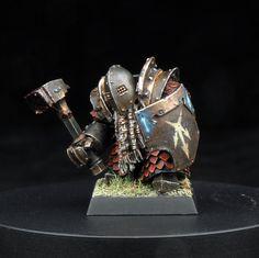 Chaos Dwarf Infernal Guard | Flickr - Photo Sharing!
