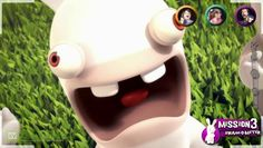 E3 2013: Rabbids Invasion - The Interactive TV Show | Gameplay Trailer [EN] | FULL HD - Video Dailymotion