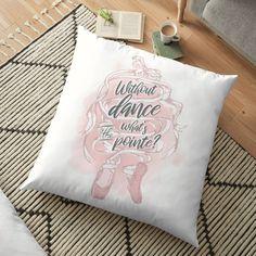 Floor Pillows, Throw Pillows, Pillow Design, Flooring, Prints, Toss Pillows, Decorative Pillows, Hardwood Floor, Printed