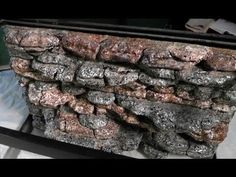 ▶ Rock Wall background tutorial for lizard cage -slate rock - YouTube www.lizard-landscapes.com