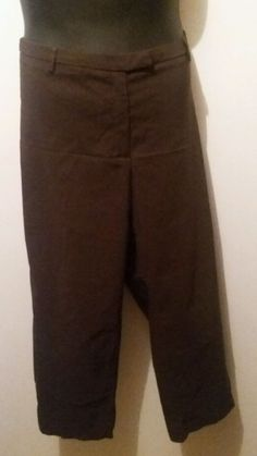 Venezia Dress Pants Brown Size 16 #Venezia #DressPants