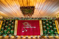 Housewarming Decorations, Wedding Stage Decorations, Backdrop Decorations, Flower Decorations, Backdrops, Engagement Stage Decoration, Wedding Stage Backdrop, Wedding Stage Design, Marriage Decoration