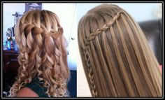 I 'NEED' you to try this braid.  I think it looks so cool.