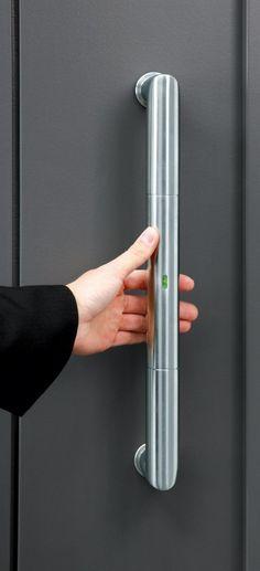 Fingerscan-Türgriff von FSB - http://www.exklusiv-immobilien-berlin.de/wohntrends/fingerscan/001389/