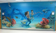 Faux Forum :: View topic - Georgetown Hospital Pediatric Mural Finally Finished!
