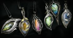 Lunarieen | Fantasy Handmade Jewellery | Silver and Gemstone Jewellery Gemstone Jewelry, Silver Jewelry, Gemstone Pendants, Bracelet Making, Antique Silver, Handmade Jewelry, Women Jewelry, Pendant Necklace, Drop Earrings