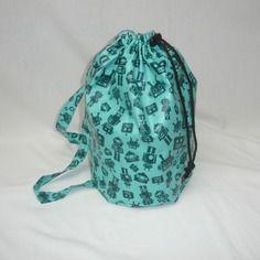 Réservé - sac marin pour enfant  pour piscine ou école