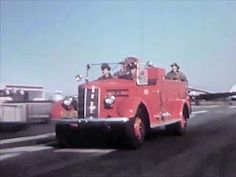 LAFD: Your Fire Department - 1949 Educational Film  - S88TV1