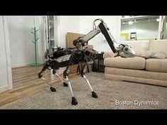 SpotMini, il robot giraffa di Boston Dynamics che pulisce la casa #follower #daynews - http://www.keyforweb.it/spotmini-il-robot-giraffa-di-boston-dynamics-che-pulisce-la-casa/