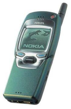 Nokia Matrix Phone on Cingular (Mid high school)