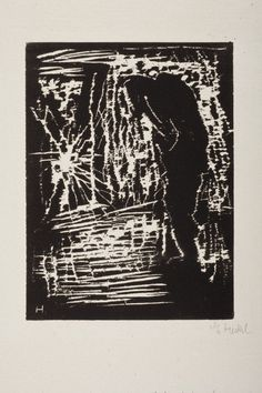 The Prisoner | LACMA Collections Erich Heckel (Germany, 1883-1970) Germany, 1907 Prints; woodcuts Woodcut on handmade paper