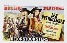 french western movie posters | Brigitte Bardot