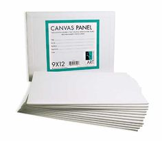 A Guide to Buying & Preparing Canvases | Art Tutor