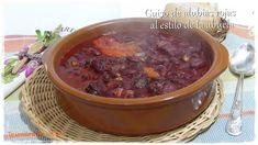 Te invito a mi cocina: Guiso de alubias rojas al estilo de la abuela http://sarividarural.blogspot.com.es/2017/01/guiso-de-alubias-rojas-al-estilo-de-la.html