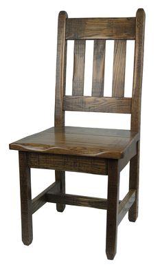 Barnwood Dining Chair