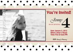 Printable Black White and Beige Birthday Girl by ThePhotoMommy, $10.00