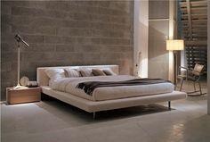 CITY bed FRAUFLEX design Antonella Frezza