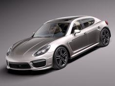 3D 2013 2014 Luxury Sport - 3D Model