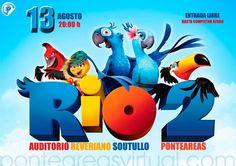 Cine en Ponteareas: Río 2