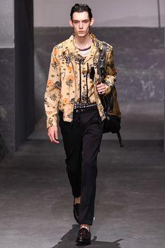 Coach 1941 Spring 2017 Menswear Fashion Show