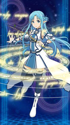 SAO-Memoy Defrag Berserk Healer Asuna