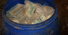 A Columbian Farmer Finds Drug Money Worth $600000000 Buried By Pablo Escobar