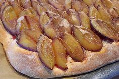 Hefe - Zwetschgenkuchen