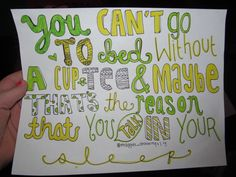 Little Things (Louis' solo) by One Direction Lyric Art
