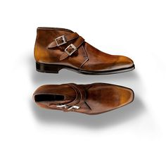 a23acdce8 Spring/Summer 2013 Scarpe di Bianco double buckle chukka boot  www.theshoesnobblog.com