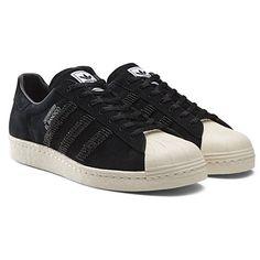 adidas - Neighborhood Shell-Toe Shoes