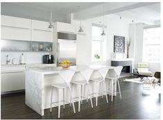 cocina-abierta-al-salon-moderna-en-color-blanco.jpg (420×309)