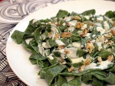 Spinach Pasta 2 by marilyne k, via Flickr
