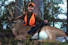 Country Music Star Craig Morgan Loves Entertaining, Deer Hunting on http://www.deeranddeerhunting.com