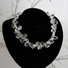 Bedazzled necklace: Yen Chee Design