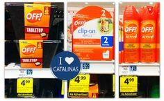 Off! Citronella, Only $1.49 at Rite Aid!
