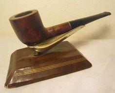 Vintage Willard Straight Pot Style Billiard Estate Briar Tobacco Smoking Pipe